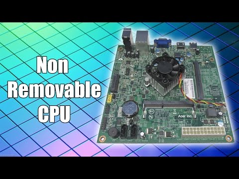 Non-Removable Desktop Processors | Are They Worth It?