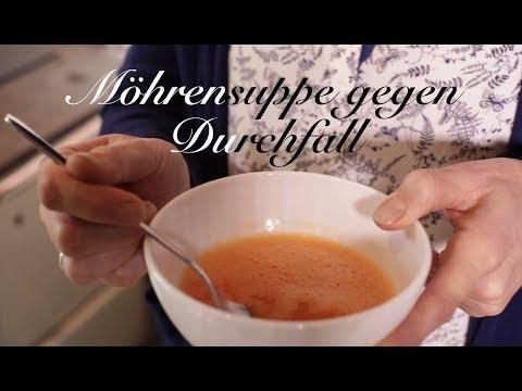 Viriditas Heilpflanzen-Video: Möhrensuppe gegen Durchfall