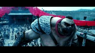 O Portal do Guerreiro    Trailer (The Warrior's Gate)
