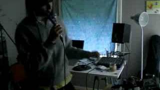 Heidi Mortenson scratch live sampling acapella loop