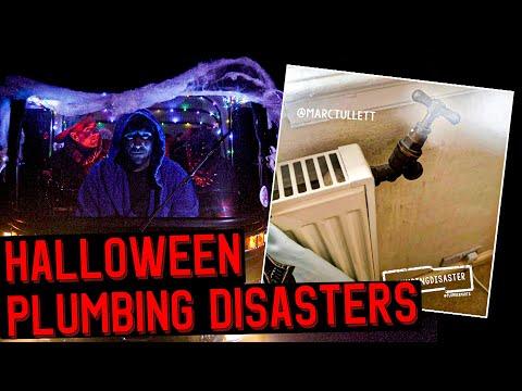 PLUMBING DISASTERS HALLOWEEN