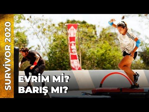 SURVİVOR'DA KADIN-ERKEK YARIŞI! | Survivor 2020