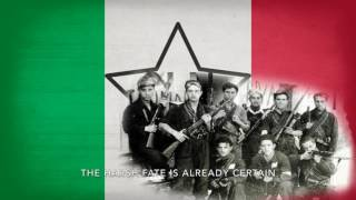 Fischia Il Vento - Italian Partisan song (Katyusha) (English lyrics)