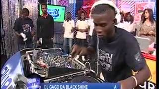 Dj Gago da Black Shine Concurso Blue Dj battle 2015 1*Eliminatória No tchilar Tpa2