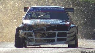 Hillclimb Cividale Castelmonte 2017 – PURE Car SOUNDS, Action  More!