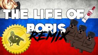 The Life of Boris Cheeki Breeki Hardbass Remix