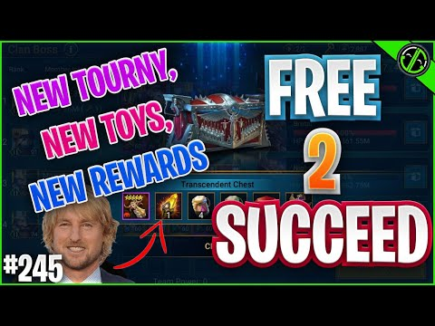 New Raid Content Coming In HOT.... | Free 2 Succeed - EPISODE 245