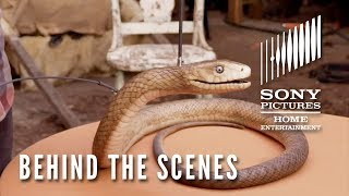JUMANJI: WELCOME TO THE JUNGLE – Behind the Scenes Clip – Snake