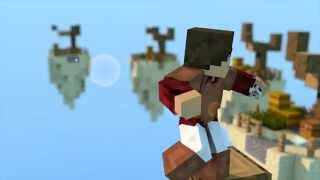 Intro #70 || LuginBr || By: Walkman [minecraft animation]