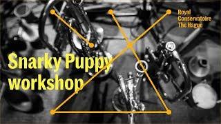 Snarky Puppy workshop - Jazz department