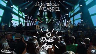 Zé Henrique & Gabriel - O Doido Aqui - DVD Histórico