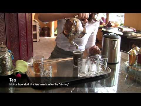 Making Tea the Moroccan Way