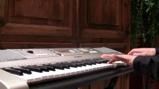 Passacaglia by Handel-Halvorsen Beautiful Baroque piano music