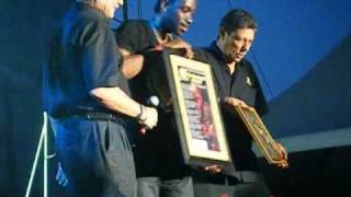 Bounty Killer Honoured At Reggae Sumfest 2010 [July 2010]