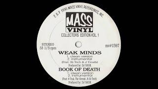 DJ Shok - Book Of Death Instrumental [HD]
