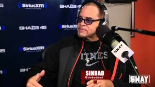Sinbad Breaks Down Hip-Hop Culture + Difference Between Real Stars & Vine-Stars | Sway's Universe