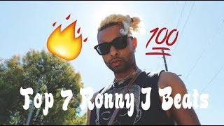 Top 7 Ronny J Beats (OMGRONNY, Ronny J Listen Up)
