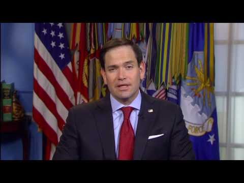 Rubio opens application process for Service Academy Nominations