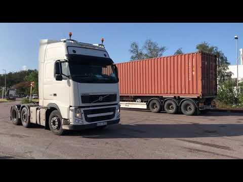 Köp dragbil Volvo FH 6x2 -11 på klaravik.se