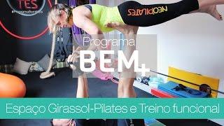 Espaço Girassol Estúdio de Pilates e Treino Funcional Sorocaba/SP - Programa Bem +