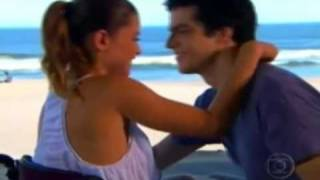 Viver a vida - Luciana e Miguel - Because you loved me
