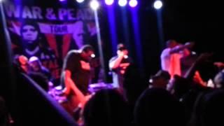 Immortal Technique- obnoxious Omaha neb 9/20/13