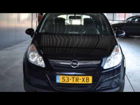 Opel Corsa 1.4-16V BUSINESS Airco Cruise control Licht metaal