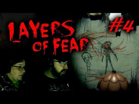 Layers of Fear (Español) (PS4) - Parte 4 - El Cuarto de Juegos