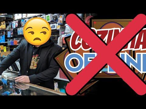 As lojas não gostam dos Youtubers (a thumb é um bait)