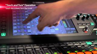 "Yamaha Digital Mixing Console ""QL Series"""