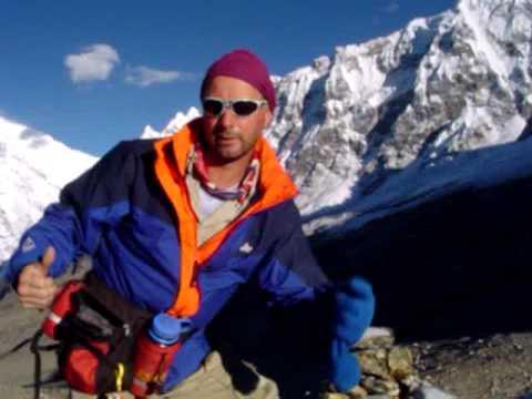 Langtang04,way to yala peak