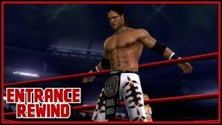 WWE Entrance Rewind -  Johnny Nitro Champion Entrance! [SVR'08]