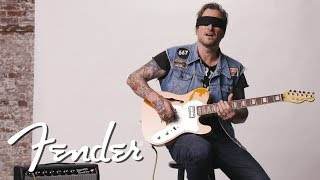 The Tele Thinline Super Deluxe with Butch Walker | Parallel Universe | Fender