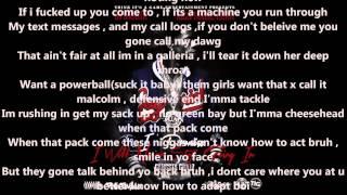 Rich Homie Quan - I Fxck With You Girl Lyrics