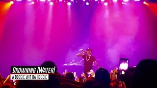 A Boogie Wit Da Hoodie performs Drowning (Water) at Danforth Music Hall | Toronto