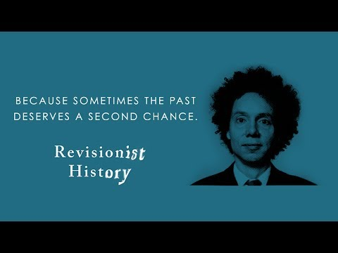 "Season 2 of Malcolm Gladwell's ""Revisionist History"" is here!"