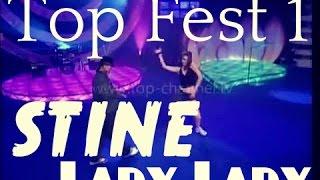 Stine dhe Abi - Lady  Fitues të Top Fest 1