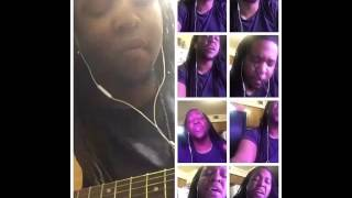 Travis Greene- Just Want You Cover