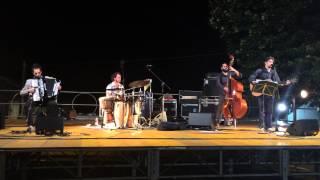 """I MANGIANASTRI Live """"ViniMilo 2014"""" - CUCURRUCUCU PALOMA (T.Méndez)"""