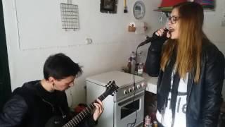 Amor Electro - Rosa Sangue Cover by Lúcia Pintado & André Vicente