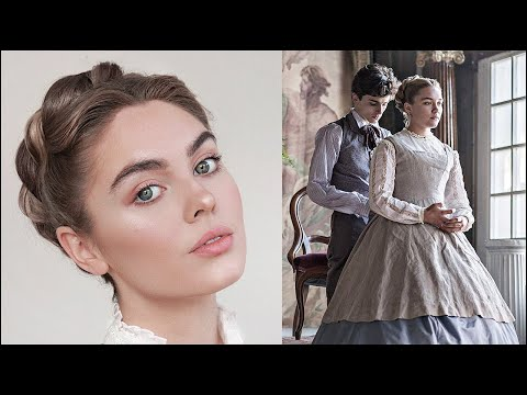 Little Women 2019 HAIRSTYLES | Jo, Amy & Beth Hair Tutorial