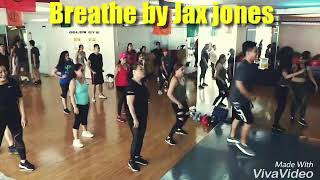 POPDANCE:Homer Rontos Choreography-Breathe by Jax Jones