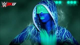 "#LR WWE 2k17 Naomi Theme Song ""Amazing Remix"" (Arena Effects)"