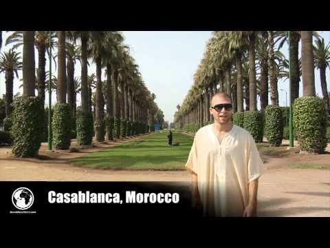 Parc de la Lique Arabe – Casablanca, Morocco