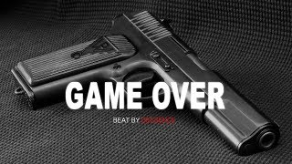 "(FREE) ""GAME OVER"" Hard Trap beat Instrumental | Dark Rap hip Hop beat | Dessence"
