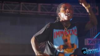 "Jacquees performs ""B.E.D"" live at Break The Internet Festival 2016"