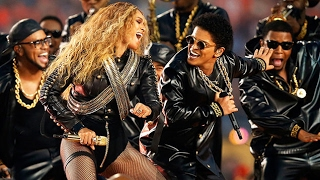 "Bruno Mars & Beyonce "" The Battle"""