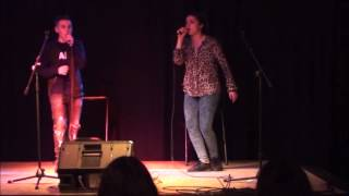 Noa en Numidia   Sexy Als Ik Dans LIVE @ YoungVoices In Concert 03