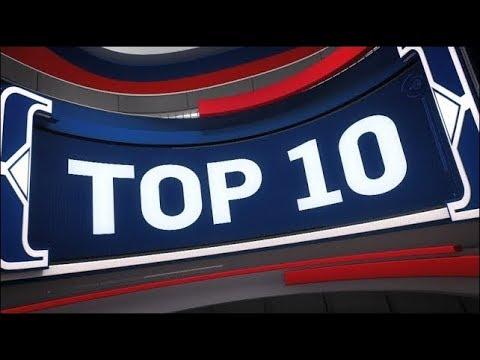 NBA Top 10 Plays of the Night | October 12, 2018