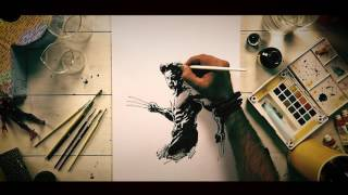Mad Stuff With Rob   Logan Speed Painting